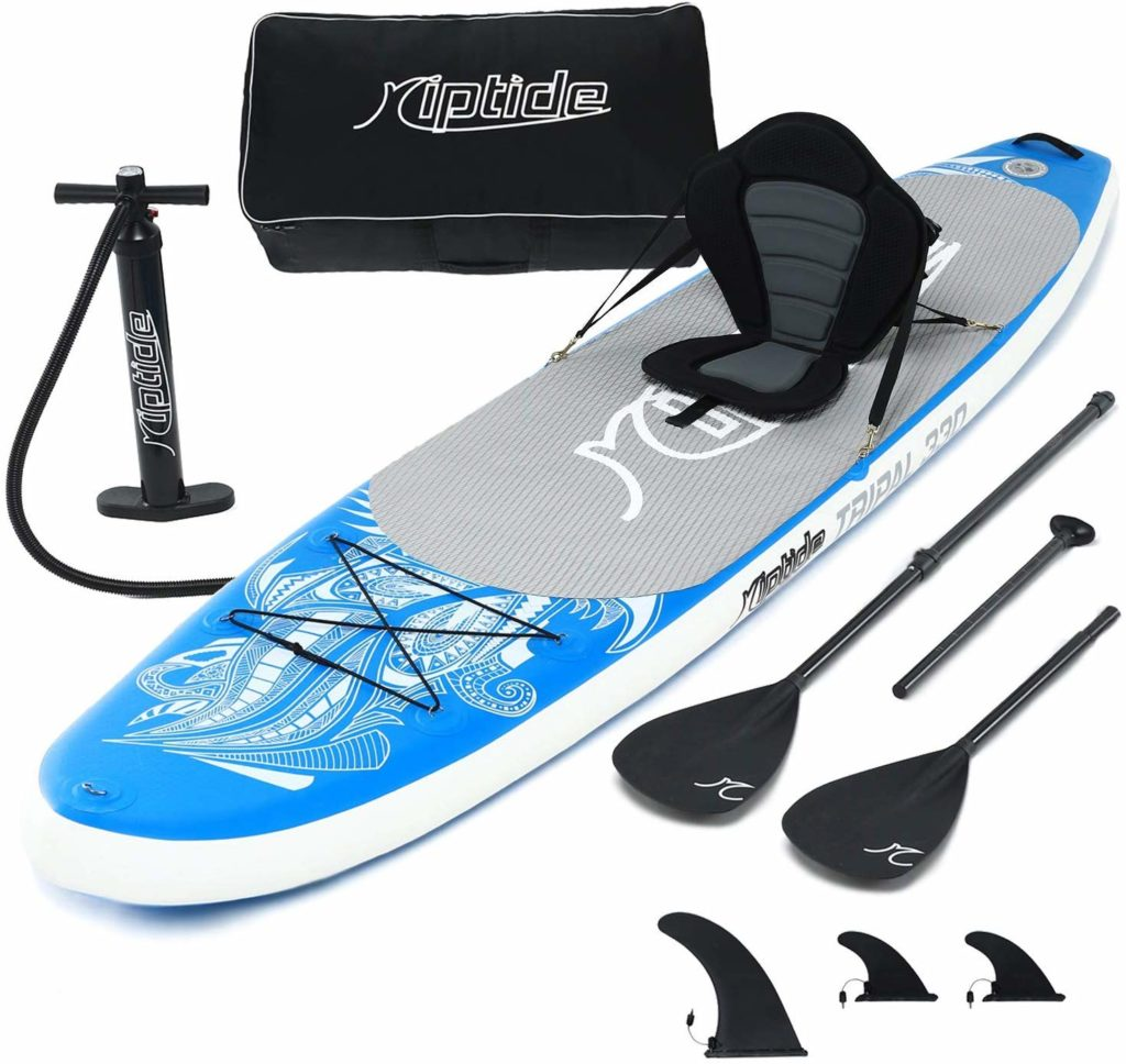 Stand Up Paddle Board mit Sitz